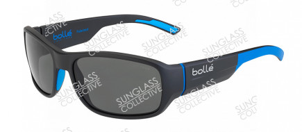 MATTE BLACK BLUE